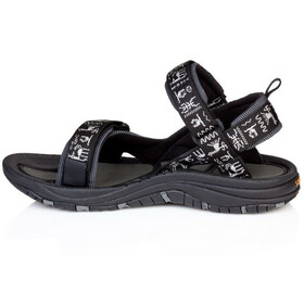 SOURCE Gobi Sandalen Herren black inca